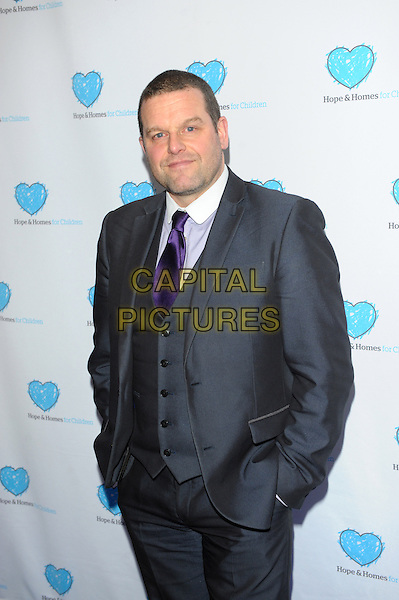 LONDON, UK - MARCH 03 - Paul Waddington attends a screening of 'A Home for Mirela' a documentary about Romanian orphans by Natalie Pinkham at Vue West End on March 3, 2014 in London, England.<br /> CAP/CJ<br /> &copy;Chris Joseph/Capital Pictures