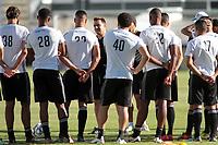 CAMPINAS, SP 16.04.2018-PONTE PRETA- Tecnico Doriva durante treino da Ponte Preta no Estadio Moises Lucarelli, na cidade de Campinas (SP), nesta segunda-feira (16). (Foto: Denny Cesare/Codigo19)