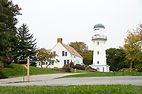 Cape Elizabeth Lighthouse (Twin Lights)