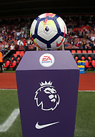The official Nike match ball prior to the Premier League match between Southampton and Swansea City at the St Mary's Stadium, Southampton, England, UK. Saturday 12 August 2017