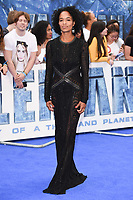 Virginie Besson at the &quot;Valerian and the City of a Thousand Planets&quot; European Premiere at Cineworld Leicester Square, London, UK. <br /> 24 July  2017<br /> Picture: Steve Vas/Featureflash/SilverHub 0208 004 5359 sales@silverhubmedia.com