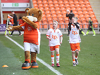 Blackpool's Mascot's<br /> <br /> The EFL Sky Bet League One - Blackpool v Bristol Rovers - Saturday 13th January 2018 - Bloomfield Road - Blackpool<br /> <br /> World Copyright &copy; 2018 CameraSport. All rights reserved. 43 Linden Ave. Countesthorpe. Leicester. England. LE8 5PG - Tel: +44 (0) 116 277 4147 - admin@camerasport.com - www.camerasport.com