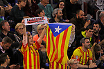 Turkish Airlines Euroleague 2017/2018.<br /> Regular Season - Round 28.<br /> FC Barcelona Lassa vs Baskonia Vitoria Gasteiz: 73-86.