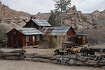 Historic Keyes Ranch at Joshua Tree NP