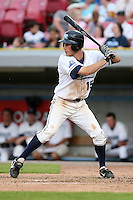 June 14th 2008:  Kyle Peter of the West Michigan Whitecaps, Class-A affiliate of the Detroit Tigers, during a game at Fifth Third Ballpark in Comstock Park, MI.  Photo by:  Mike Janes/Four Seam Images