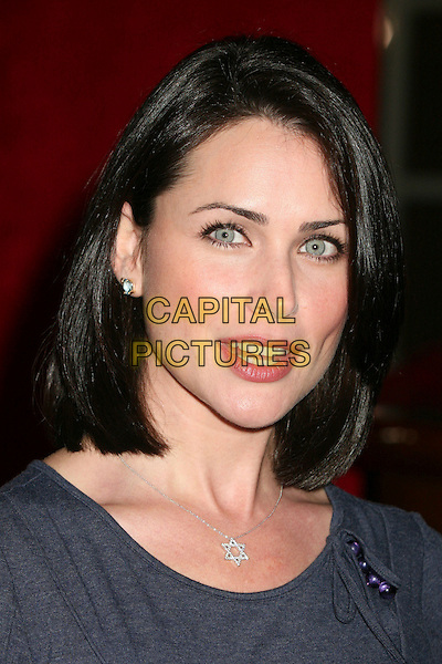RENA SOFER.The Hollywood Reporter's Annual Women In Entertainment Power 100 Breakfast at the Beverly Hills Hotel, Beverly Hills, California, USA..December 5th, 2006.headshot portrait.CAP/ADM/BP.©Byron Purvis/AdMedia/Capital Pictures