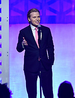 NEW YORK - MAY 18: Ronan Farrow appears onstage at the 78th Annual Peabody Awards at Cipriani Wall Street on May 18, 2019 in New York City. (Photo by Anthony Behar/FX/PictureGroup)