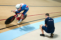 Picture by Alex Whitehead/SWpix.com - 24/03/2018 - Cycling - 2018 UCI Para-Cycling Track World Championships - Rio de Janeiro Municipal Velodrome, Barra da Tijuca, Brazil - Will Bjergfelt of Great Britain competes in the Men's C5 Individual Pursuit qualifying.