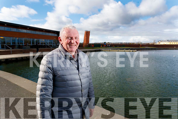 Martin Fitzgerald, Race Director, Kerry's Eye Tralee International Marathon.