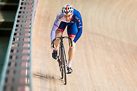 Picture by Alex Whitehead/SWpix.com - 11/10/2017 - British Cycling - Great Britain Cycling Team Sprint Practice Session - HSBC UK National Cycling Centre, Manchester, England - Jason Kenny.