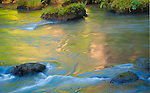 The Ayung River that gurgles around the Fivelements property gives opportunity to reflect.