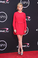 LOS ANGELES, CA - JULY 12: Zosia Mamet at The 25th ESPYS at the Microsoft Theatre in Los Angeles, California on July 12, 2017. Credit: Faye Sadou/MediaPunch