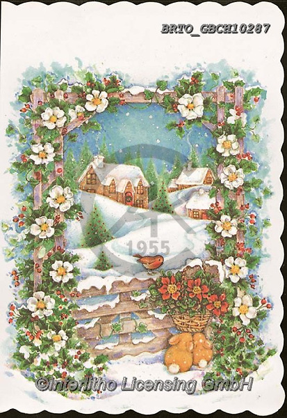 Alfredo, CHRISTMAS LANDSCAPES, WEIHNACHTEN WINTERLANDSCHAFTEN, NAVIDAD PAISAJES DE INVIERNO, paintings+++++,BRTOGBCH10287,#xl#