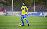 2017-11-05 / Voetbal / Seizoen 2017-2018 / Wuustwezel / Thijs Schrauwen<br /> <br /> ,Foto: Mpics.be
