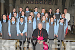 The confirmation class from St Clares Girls National School, Kenmare who were confirmed by Bishop Bill Murphy in the Holy Cross Church, Kenmare on Monday, March 12th..Front Row (L to R) Cailie Murphy, Rachel Hickey, Aisling Bhamvra, Megan de Silva, Karen O'Sullivan, Caoimhe Quinlan, Niamh Finnegan.2nd Row (L to R) Lauren Jeffery, Caoimhe O'Connor, Devon Whyte, Molly O'Brien, Ciara Cronin, Christina Moriarty, Emily Cronin.Back Row (L to R) Niamh Crowley, Ella Granville, Joanne McCarthy, Ellen Sweeney, Fiadh Lucey, Andrea Pavlovic, Lauren Frampton, Mary Lucey (Teacher)
