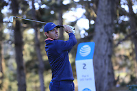 Rory McIlroy (NIR) tees off the 2nd tee during Thursday's Round 1 of the 2018 AT&amp;T Pebble Beach Pro-Am, held over 3 courses Pebble Beach, Spyglass Hill and Monterey, California, USA. 8th February 2018.<br /> Picture: Eoin Clarke | Golffile<br /> <br /> <br /> All photos usage must carry mandatory copyright credit (&copy; Golffile | Eoin Clarke)