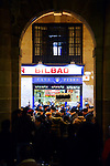 BILBAO-ESPA&Ntilde;A-SOCIEDAD.<br /> Traditional Saint Aguedas nigth with popular choirs.<br /> Bilbao;  04/02/2014.<br /> En la imagen :