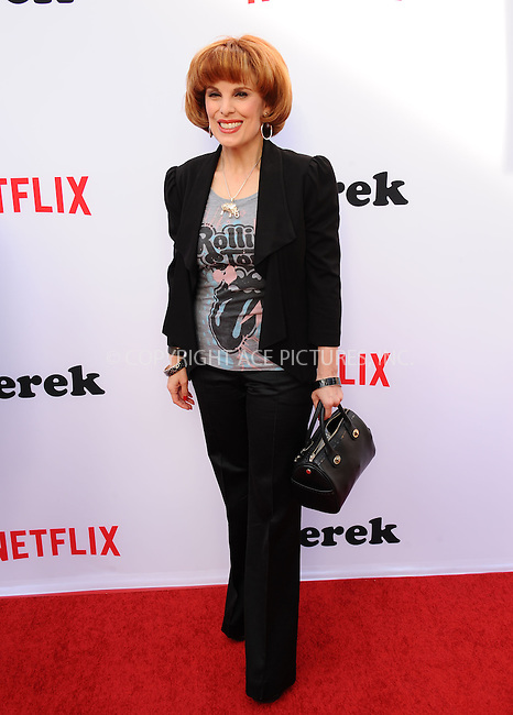 ACEPIXS.COM<br /> <br /> May 27 2014, LA<br /> <br /> Kat Kramer at the screening of 'Derek' Season 2 at the Leonard H. Goldenson Theatre on May 27, 2014 in North Hollywood, California.<br /> <br /> <br /> By Line: Peter West/ACE Pictures<br /> <br /> ACE Pictures, Inc.<br /> www.acepixs.com<br /> Email: info@acepixs.com<br /> Tel: 646 769 0430