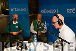 John Slye, Dingle and Richie Williams, Dingle talking about Star Wars  to Ray on RTE Radio 1's Ray D'arcy show   live from the Skellig Hotel Dingle on Tuesday