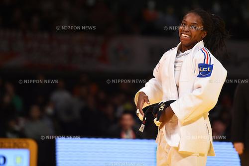 Gevrise Emane (FRA), <br /> DECEMBER 6, 2014 - Judo : <br /> IJF Grand Slam Tokyo 2014 International Judo Tournament <br /> Women's -70kg Final <br /> at Tokyo Metropolitan Gymnasium, Tokyo, Japan. <br /> (Photo by AFLO SPORT) [1220]