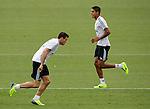 ENTRENAMIENTO DEL REAL MADRID EN LA CIUDAD DEPORTIVA DE VALDEBEBAS <br />GARETH BALE.<br /> MADRID.ESPAÑA.FUTBOL.<br /> Entrenamiento del Real Madrid, a 27/09/2013.<br /> En la imagen :<br /> Garreth Bale