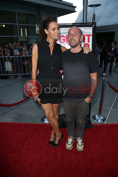 Minnie Driver and Dan Mazer<br /> at the &quot;I Give It A Year&quot; Los Angeles Special Screening, Arclight, Hollywood, CA 08-01-13<br /> David Edwards/Dailyceleb.com 818-249-4998