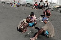 MADAGASCAR, Mananjary, prison / MADAGASKAR, Mananjary, Gefaengnis