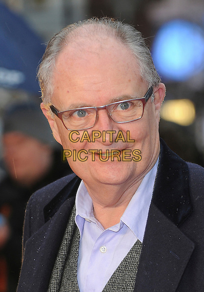 LONDON, ENGLAND - NOVEMBER 23: Jim Broadbent attends the World Premiere of Paddington at Odeon Leicester Square on November 23, 2014 in London, England.<br /> CAP/BEL<br /> &copy;Tom Belcher/Capital Pictures