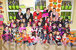 Children at Brookview Childcare in Sundays Well, Tralee dressed up for Halloween on Wednesday.