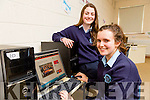 Rachel O'Connor and Ellen Sheehan from Presentation Secondary School Castleisland  have been selected to become part of the National Web Wise Youth Panel