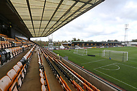 General view of the ground during Cambridge United vs Sutton United , Emirates FA Cup Football at the Cambs Glass Stadium on 5th November 2017