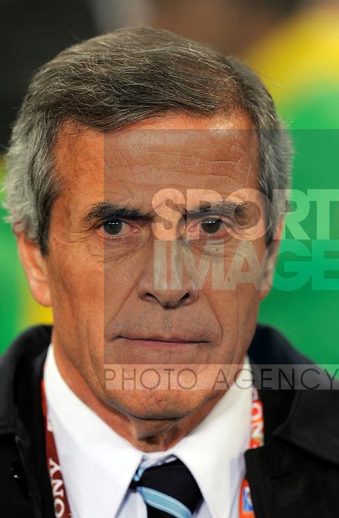 Oscar Tabarez coach of Uruguay