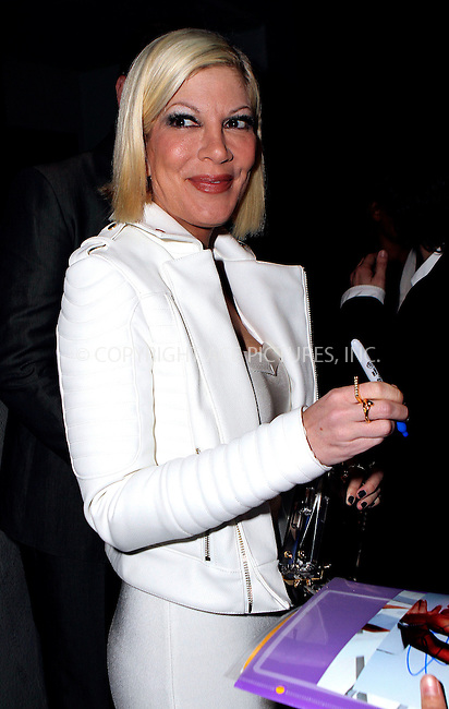 ACEPIXS.COM<br /> <br /> February 19 2015, LA<br /> <br /> Tori Spelling arriving at the OK! Magazine Pre-Oscar Event at The Argyle on February 19, 2015 in Hollywood, California<br /> <br /> By Line: Nancy Rivera/ACE Pictures<br /> <br /> ACE Pictures, Inc.<br /> www.acepixs.com<br /> Email: info@acepixs.com<br /> Tel: 646 769 0430