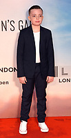 The BFI 63rd London Film Festival screening of 'The Aeronauts' held at the Odeon Luxe, Leicester Square, London on October 7th 2019<br /> <br /> Photo by Vivienne Vincent