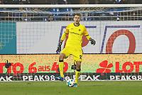Torwart Joel Mall (SV Darmstadt 98) - 17.11.2017: SV Darmstadt 98 vs. SV Sandhausen, Stadion am Boellenfalltor, 2. Bundesliga