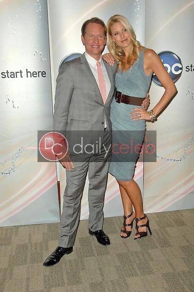 Carson Kressley and Beth Ostrosky Stern<br /> at the Disney ABC Television Group Summer Press Junket, ABC Studios, Burbank, CA. 05-15-10<br /> David Edwards/Dailyceleb.com 818-249-4998