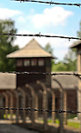 Tereny byłego niemieckiego nazistowskiego obozu koncentracyjnego i zagłady, Auschwitz I.<br /> Areas of the former German Nazi concentration camp and extermination camp, Auschwitz I.