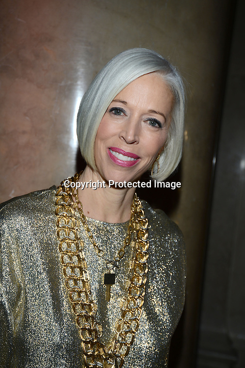 Linda Fargo attends the Fashion Group International's Night of Stars Gala on October 22, 2013 at Cipriani Wall Street in New York City.