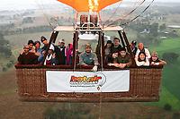 20120712 July 12 Hot Air Balloon Gold Coast