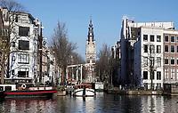 Nederland Amsterdam 2018.  De Zuiderkerk.  Foto Berlinda van Dam / Hollandse Hoogte