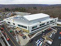 16-01-08 Bridgeport Hospital Park Avenue Outpatient Center | UAV Aerial Photographs