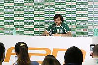 SÃO PAULO, SP, 06.02.2019: FUTEBOL-PALMEIRAS: Ricardo Goulart, novo Atacante do Palmeiras, é apresentado em coletiva de imprensa no Centro Universitário FAM, nesta quarta-feira, 6. (Foto: Charles Sholl/Brazil Photo Press)
