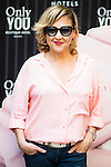 """Actress Carmen Machi attends to the photocall of the start shooting of the spanish film """"Pieles"""" by Eduardo Casanova in Madrid. July 01. 2016. (ALTERPHOTOS/Borja B.Hojas)"""