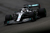 #44 Lewis Hamilton Mercedes AMG Team F1. Italian GP, Monza 5-8 September 2019<br /> Monza 06/09/2019 GP Italia <br /> Formula 1 Championship 2019 <br /> Photo Federico Basile / Insidefoto