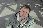 Serguei Bolmat, Russian author near home in Germany.