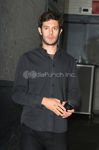 NEW YORK, NY-August 31: Adam Brody at AOL BUILD to talk about his Crackle Scripted Drama StarUp in New York. August 31, 2016. Credit:RW/MediaPunch