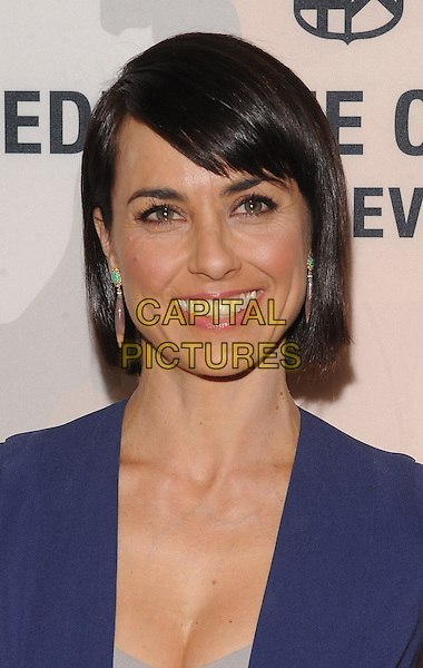 New York,NY- April 24: Constance Zimmer attends Variety's Power of Women New York at Cipriani 42nd Street on April 24, 2015 in New York City. <br /> CAP/MPI/STV<br /> &copy;STV/MPI/Capital Pictures