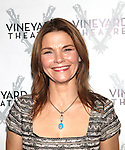 Kathryn Erbe attending the Opening Celebration for 'Checkers' at the Vineyard Theatre in New York City on 11/11/2012