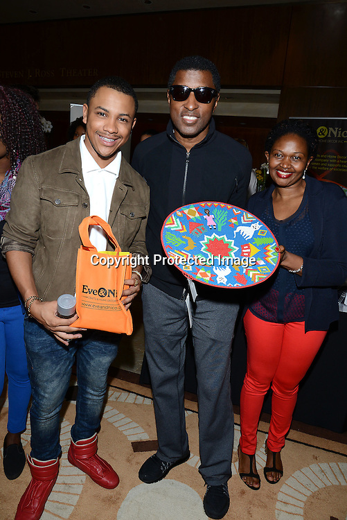 Kenny Baby Face Edmonds    attends the 2015 Daytime Emmy Gifting Suite on April 25, 2015 at Warner Brothers Stuido Lot  in Burbank, California, USA. The gift lounge was presented by OffTheWallIdeas.com.