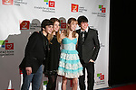 Broadway's 13 - cast at the Rosie's For All Kids Foundation and Rosie's Broadway Kids were created because of Rosie's love of children and the knowledge that one person can make a difference in the life of a child on Nov. 24. 2008 at the New York Marriott Marquis, NYC, (Photo by Sue Coflin/Max Photos)